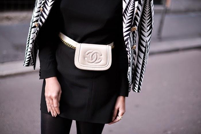 Pochete Chanel