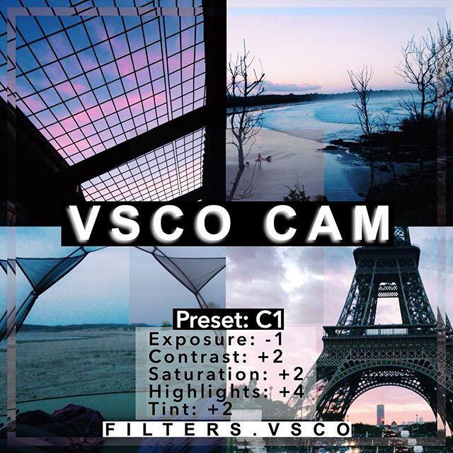 Receita do VSCO